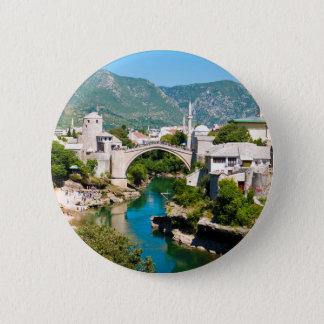 Summer in Mostar Button