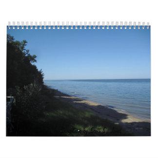 Summer in Saugatuck by Scott S. Jones Calendar
