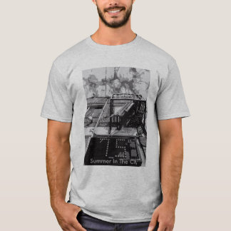 Summer In The City - A MisterP Shirt