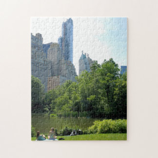Summer in the City - Central Park - Puzzle