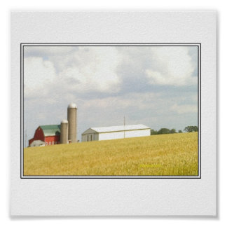 Summer in the Country Print