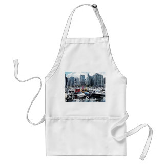 Summer in Vancouver Apron
