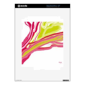 summer iPad 2 decal