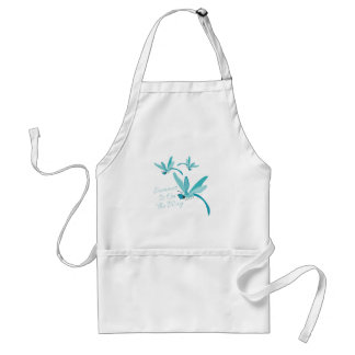 Summer Is On The Way Adult Apron