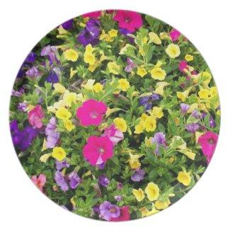 'Summer Jewels' Plate