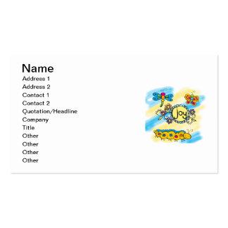 Summer Joy Business Card