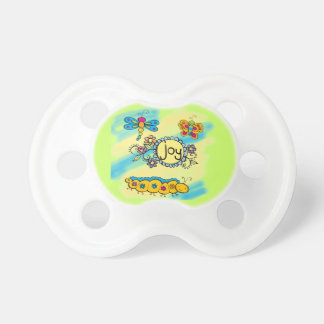Summer Joy Baby Pacifiers