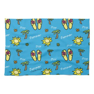 Summer Kitchen Towel