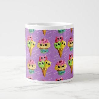Summer Kitty Cats Madness Jumbo Mugs