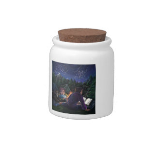 Summer Knights Candy Jars
