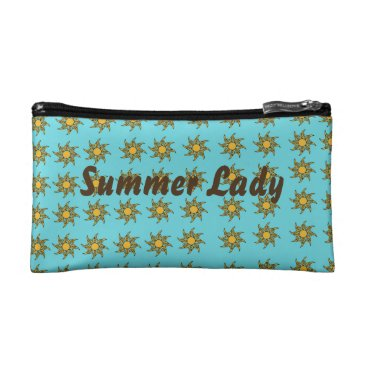 Summer Lady Pouches