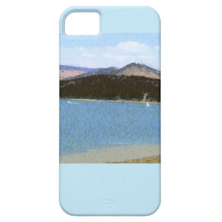 Summer Lake iPhone SE/5/5s Case