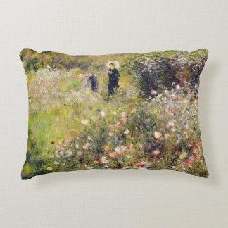 Summer Landscape Accent Pillow