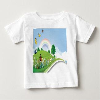 Summer landscape baby T-Shirt