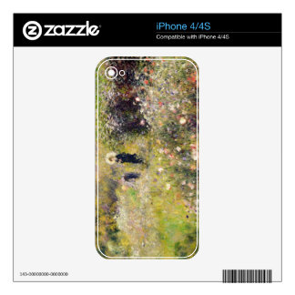 Summer Landscape iPhone 4S Decals