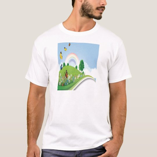 Summer landscape T-Shirt