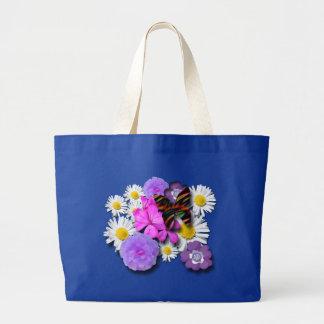 Summer Large Tote Bag