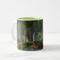 Summer Leaves Mug