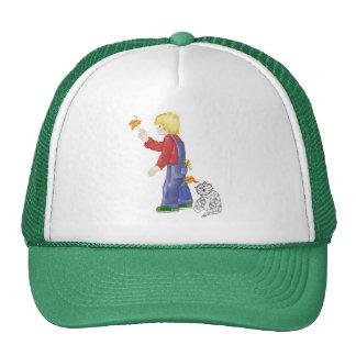 Summer Leaves Trucker Hat