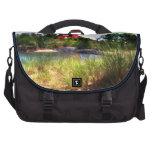 Summer Lighthouse Bag For Laptop