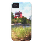 Summer Lighthouse iPhone 4 Covers