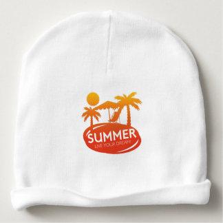 Summer – Live your dream Baby Beanie