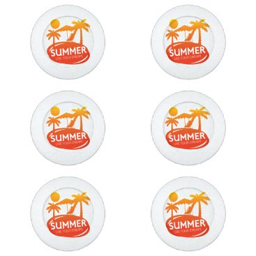 Beach Themed Summer – Live your dream Button Covers