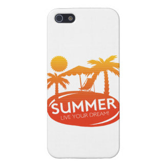 Summer – Live your dream Case For iPhone SE/5/5s