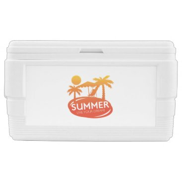Summer – Live your dream Cooler