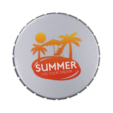 Summer – Live your dream Jelly Belly Tin