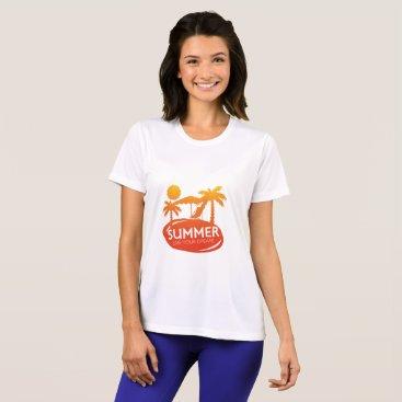 Beach Themed Summer – Live your dream T-Shirt
