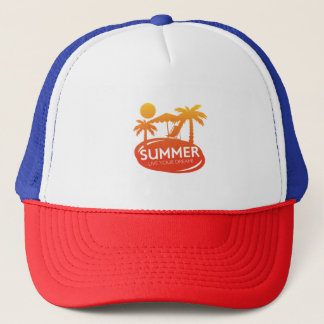 Summer – Live your dream Trucker Hat