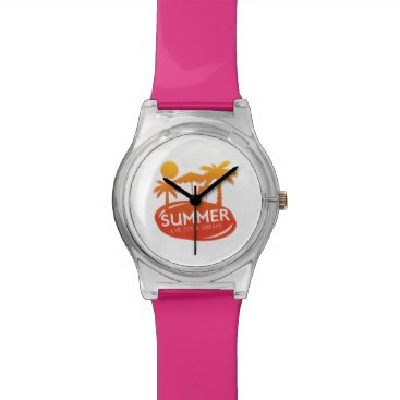 Summer – Live your dream Wrist Watch