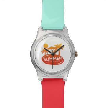 Summer – Live your dream Wristwatch