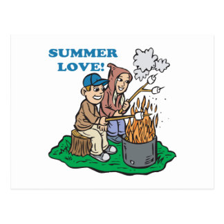 Summer Love 2 Postcard