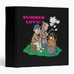Summer Love Binder