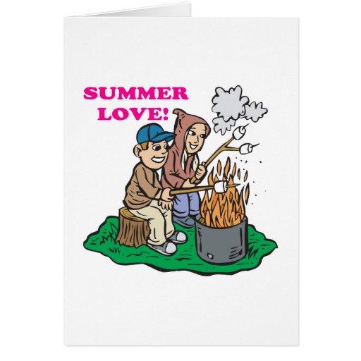 Summer Love Cards
