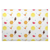 Summer Love Cloth Placemat