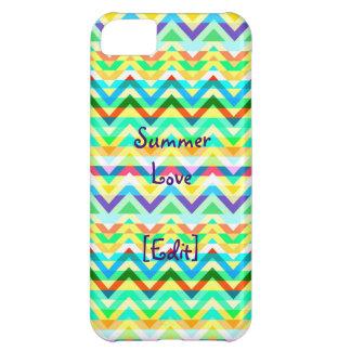 Summer Love - Customized iPhone 5C Case