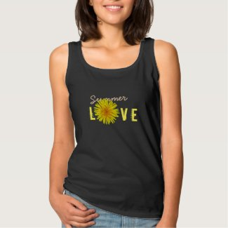 Summer Love Happy Yellow Flower all Colors