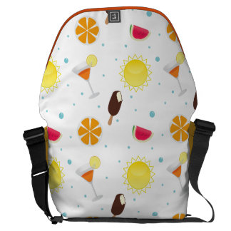 Summer Love Messenger Bag