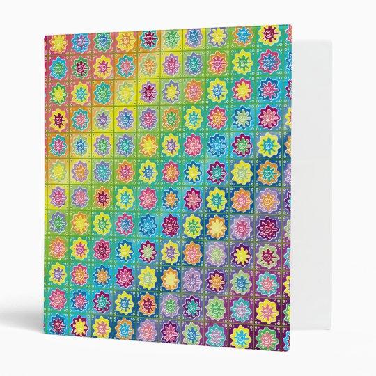 Summer Love Quilt Pattern Binder