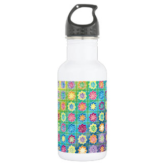 Summer Love Stainless Steel Water Bottle