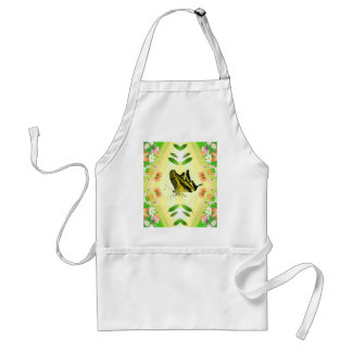 Summer Lover Butterfly Adult Apron