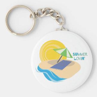 Summer Lovin Key Chains