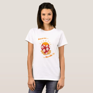 Summer Lovin' w/ Text T-Shirt