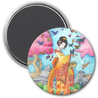 Summer Maiko, Large Magnet