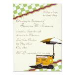 "Summer Memories/ Retirement 5"" X 7"" Invitation Card"