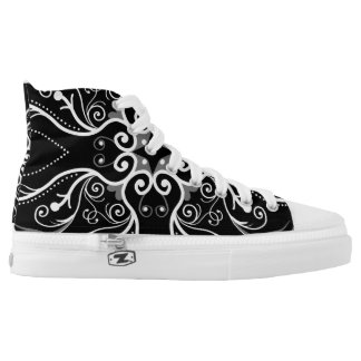 Summer Midnight High-Top Sneakers
