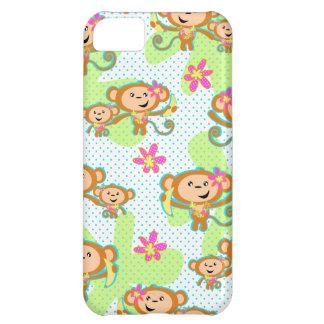 Summer Monkeys iphone 5 Case